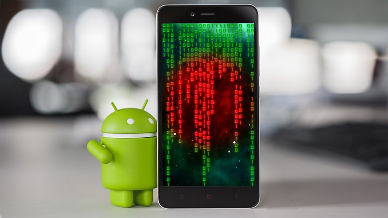 android antivirus nötig