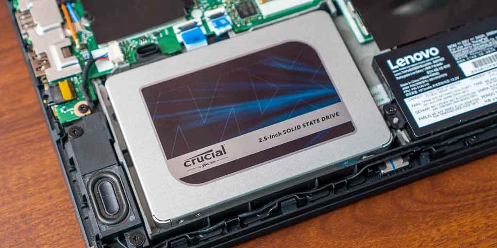 SSD Test