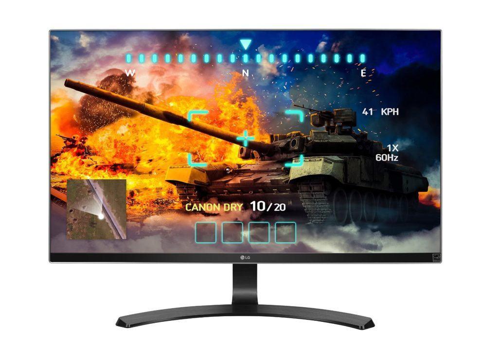Bester Gaming Monitor Test Und Vergleich 2018 144hz 4k