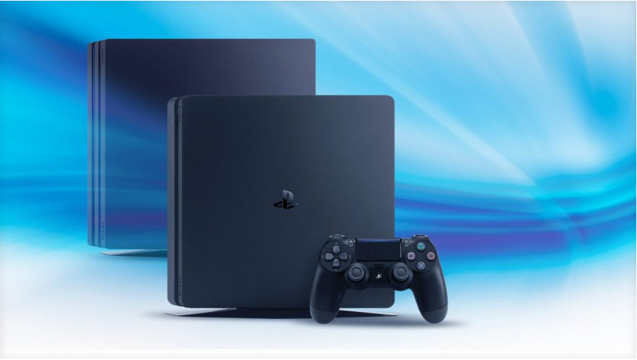 PS4 Pro oder PS4