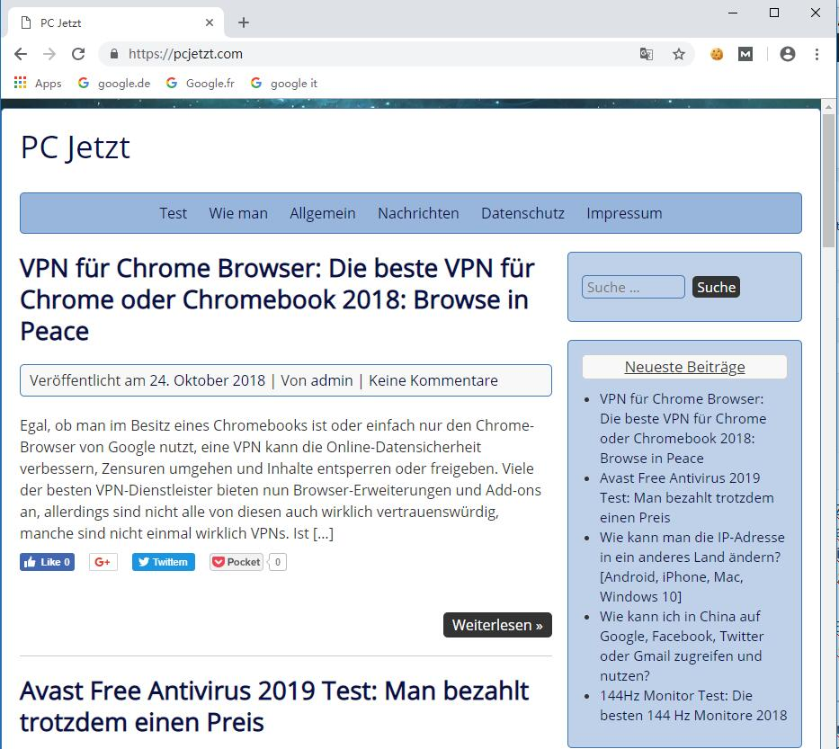 Internet Browser Test 2019: Chrome vs  Firefox  vs  Opera vs