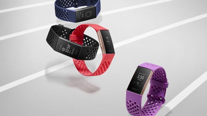 Fitbit Charge 3 gegen Alta HR