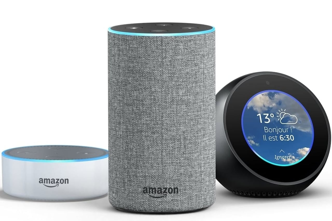 amazon echo vs echo plus was ist der unterschied. Black Bedroom Furniture Sets. Home Design Ideas