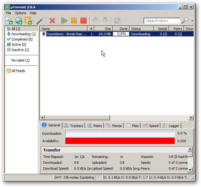 BitTorrent für Anfänger