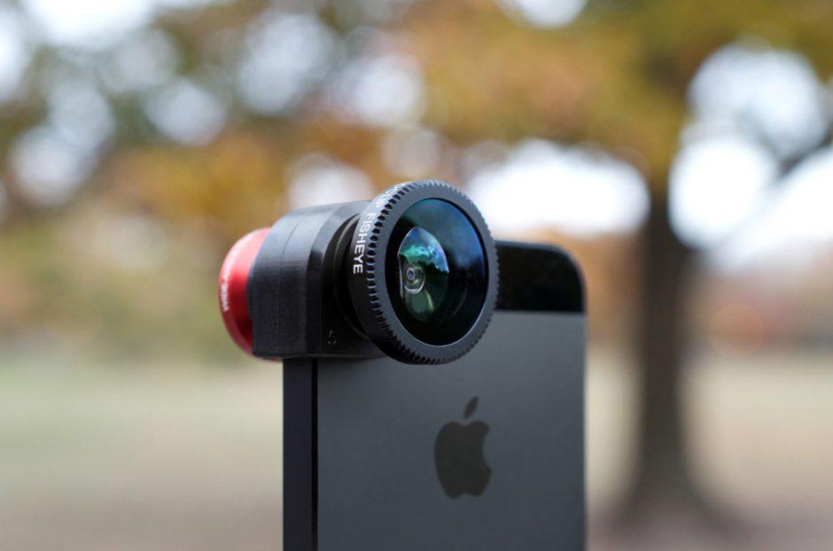 Kamera-Smartphone