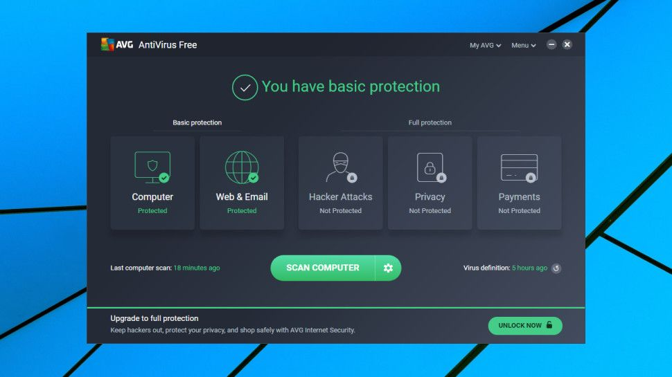 AVG AntiVirus Free Rezension