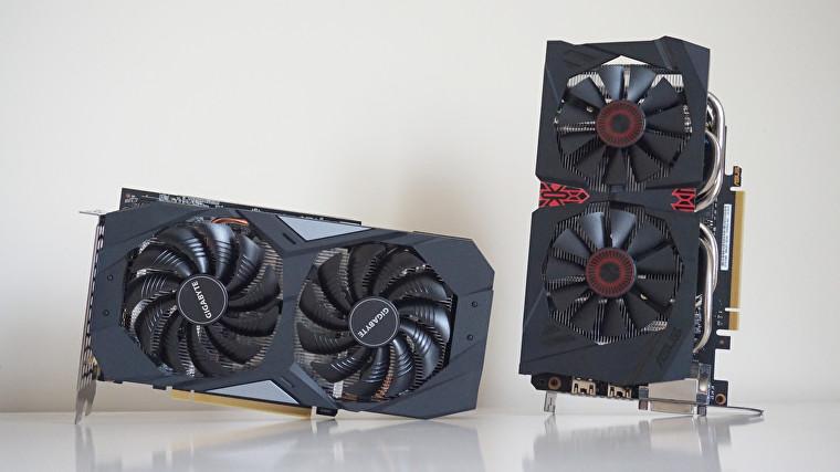 Nvidia GTX 1660 vs. GTX 1060