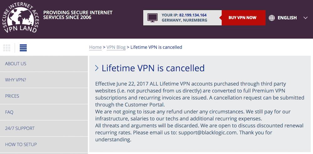 VPN-Betrugsmaschen