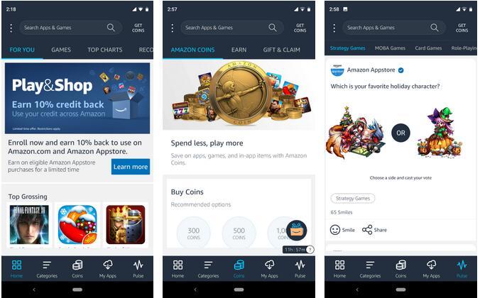 Google Play Alternativen