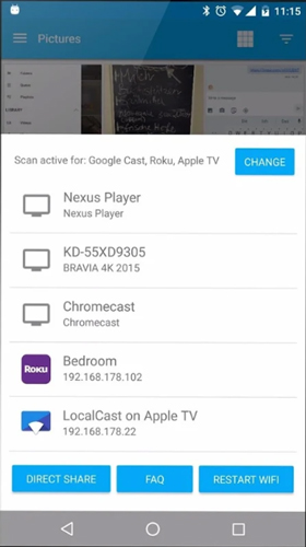 DLNA-Streaming-Apps