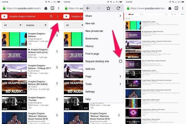 YouTube-Musik